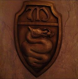 Mikaelson Crest