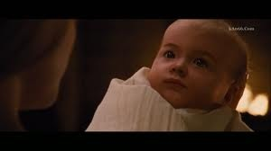 Renesmee as a baby