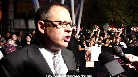 BREAKING DAWN PART 2 with BILL CONDON Breaking Dawn Movie Premiere Interview