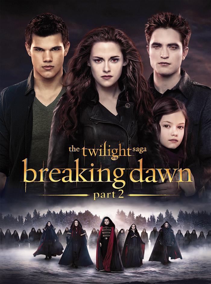 Breaking Dawn - Part 2 | Twilight Saga Wiki | FANDOM powered by Wikia