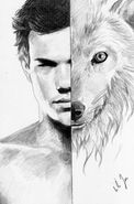 Jacob Black by Merwild