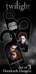 Twilight-doorknob-hangers