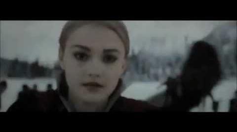 Breaking Dawn part 2 - Jane's Death (Aro's Vision)