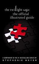 Tous les secrets de la saga Twilight Le guide officiel illustré VO