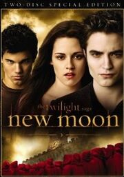 New Moon two disc set