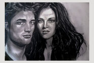 Robert and Kristen by kelly leigh
