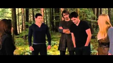The Twilight Saga Breaking Dawn Part 2 - Shield Training