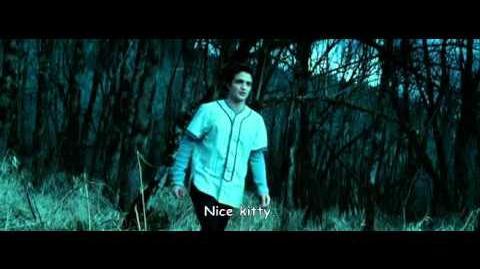 Twilight baseball scene with subtitle suppermassive black hole - Muse soundtrack