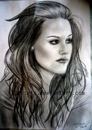 Bella Swan from Twilight by Felectric