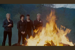 Cullens burning army