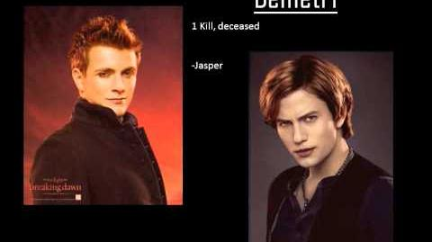 Breaking Dawn Part 2 Final Battle Kill Death Count