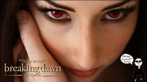 Breaking Dawn Part 2 Parody by The Hillywood Show®-0