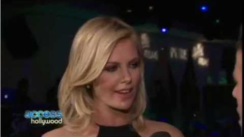 Charlize Theron Kristen Stewart Is The Real Deal