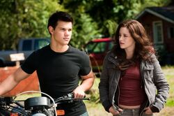 Jacob and Bella