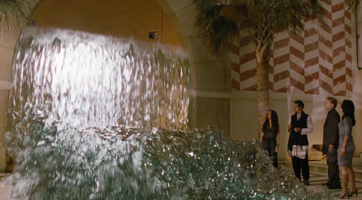 Image - Twilight Breaking Dawn film Benjamin gift water atmoskinesis ...