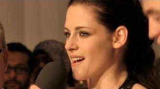 Breaking Dawn Premiere Speech from Kristen Stewart, Robert Pattinson and Taylor Lautner in London