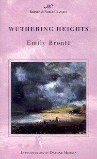 Wuthering Heights Barnes and Noble Classics edition