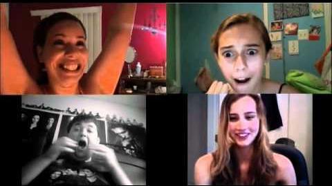 Fan Reactions to Twilight Breaking Dawn Trailer