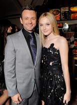 Michael Sheen and Dakota Fanning
