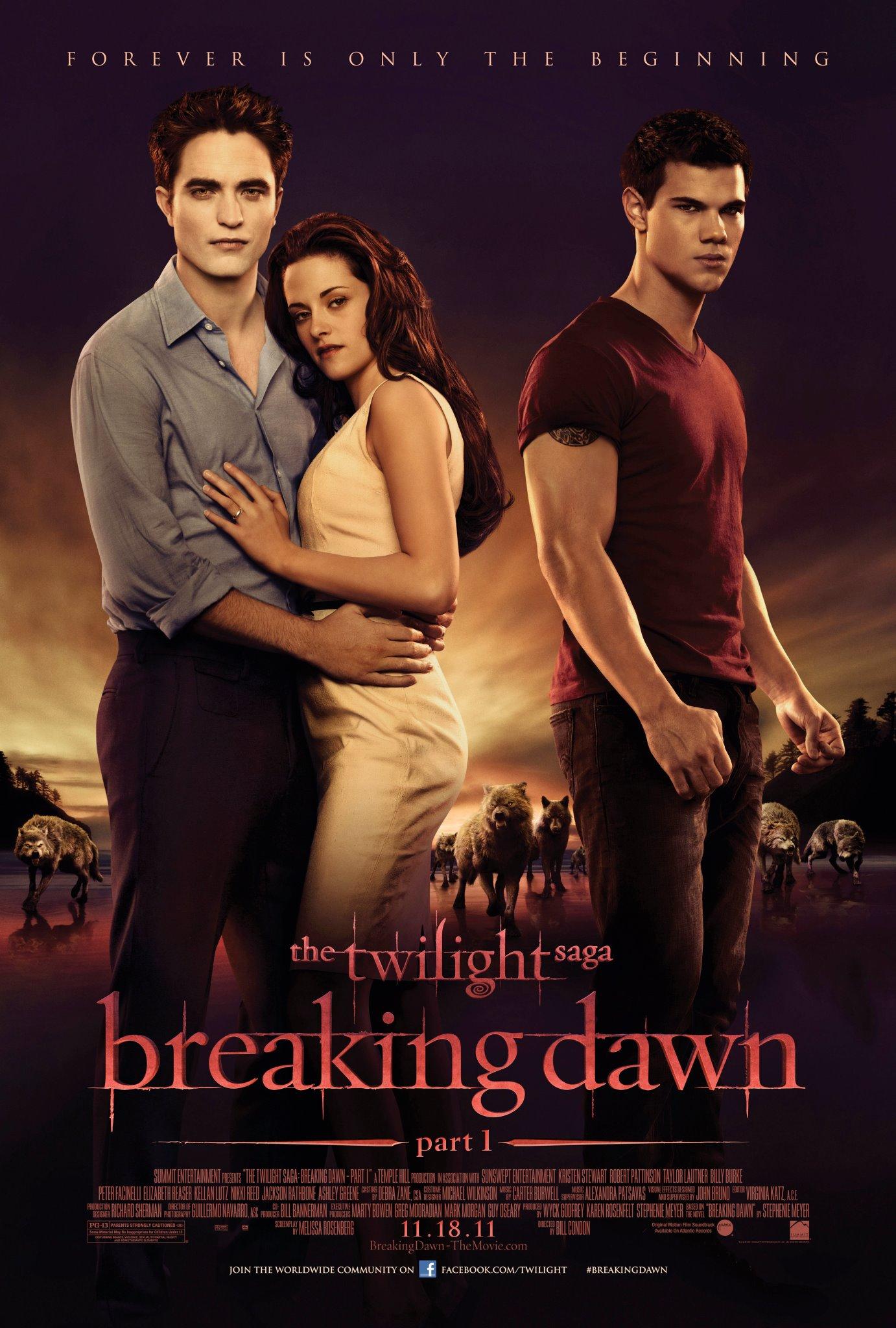 Twilight Saga Breaking Dawn Part 1 Pdf