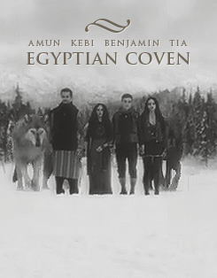 Egyptian-Coven