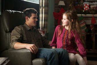 Jacob Black and Renesmee Cullen Twilight Saga Wiki