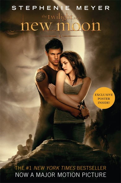 New Moon Book Cover Second Jpg