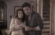 Bella et ses parents