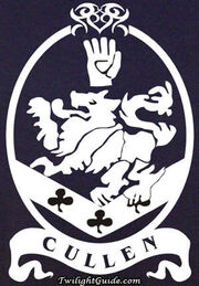 Cullen Family Crest