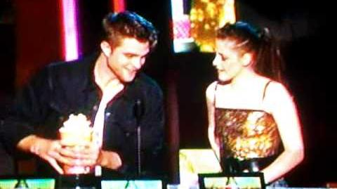 Best Kiss 2010 MTV Movie Awards