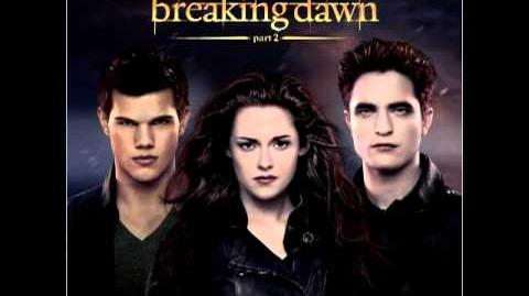 Twilight BREAKING DAWN part 2 SOUNDTRACK 10. James Vincent McMorrow - Ghosts