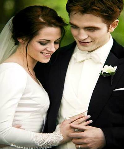 Bella and Edward Wedding