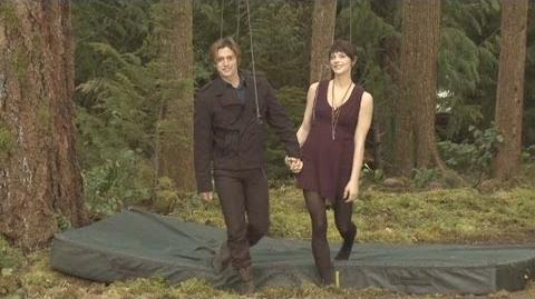 Breaking Dawn Part 2 B-Roll Video Part 2