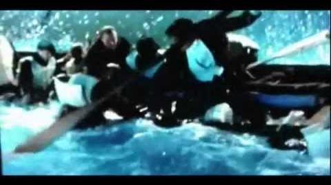 TITANIC 3D - sinking deleted scenes - 2012