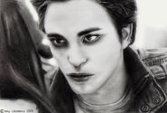 Edward Cullen by lucky your with amy