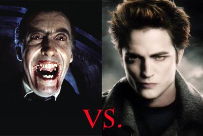 Twilight vs dracula