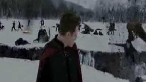 Twilight Breaking Dawn Part 2 Fight Scene