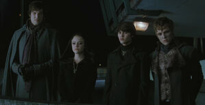 Alec, Felix, Demetri and Jane Eclipse