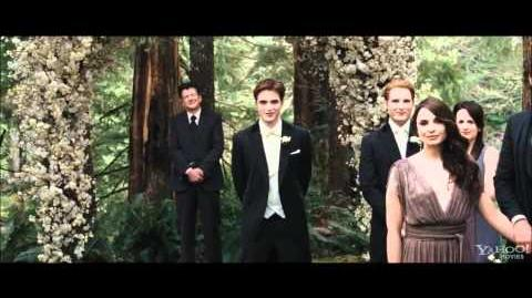 Breaking Dawn Trailer thingy...magigy