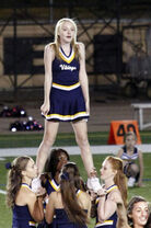 Dakota fanning cheerleader