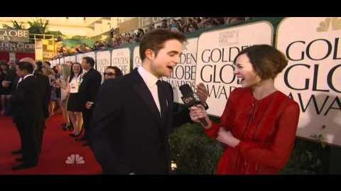 2011 Prom Dresses - Boyfriend Style (Robert Pattinson - Golden Globes Interview)