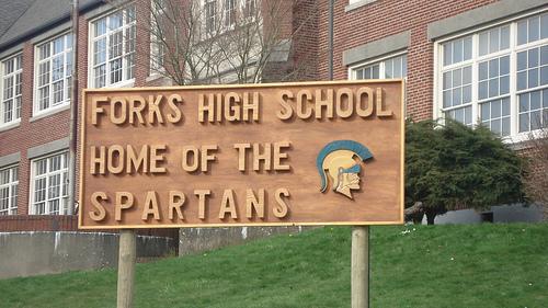 Forks High School(1)