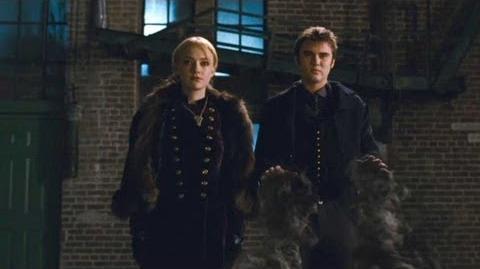 "Twilight Breaking Dawn Part 2 Movie Clip ""The Dark Gifts of Jane"""
