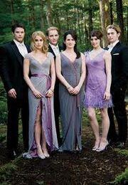 Cullens Hochzeit