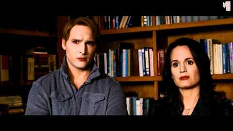 Twilight Saga Breaking Dawn Part 1 part of the family FIRST LOOK (2011)