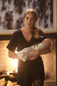 Rosalie holding Renesmee