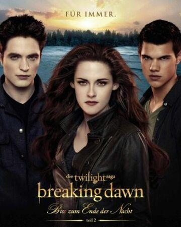 Breaking Dawn Bis S Zum Ende Der Nacht Teil 2 Twilight Serie