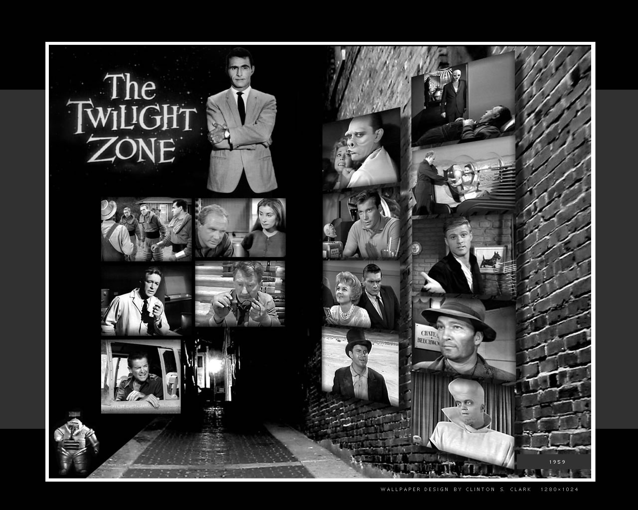 Twilight Zone Wallpaper Normal54jpeg