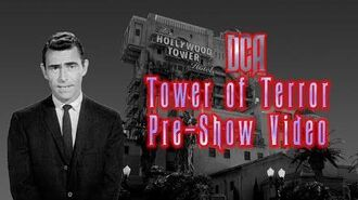 (DCA Version) Tower of Terror Pre-Show Video (Source)