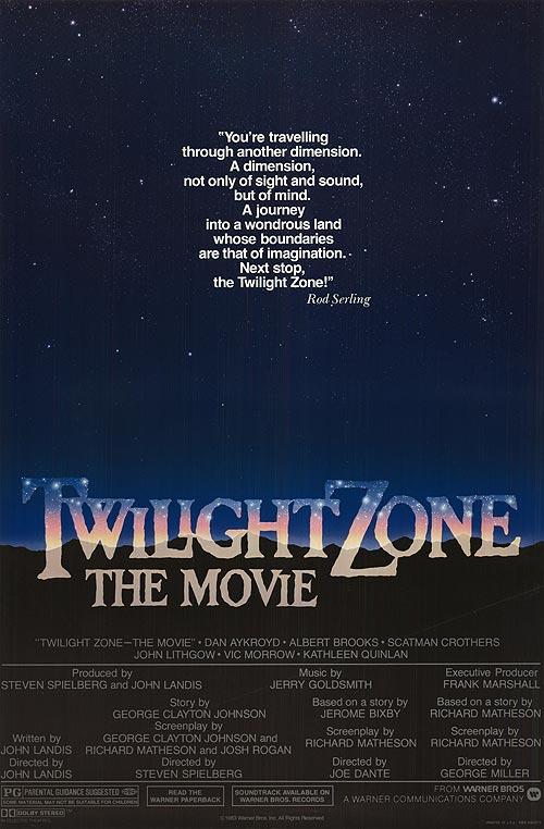 Twilight Zone: The Movie | The Twilight Zone Wiki | FANDOM